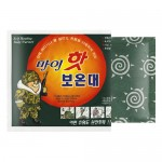 다봉 마이핫 보온대정말뜨거운 대용량 핫팩
